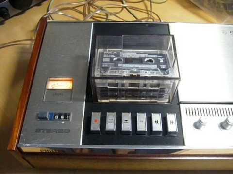 Philips N2401 Cassette Changer