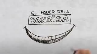 el poder de la sonrisa 😊