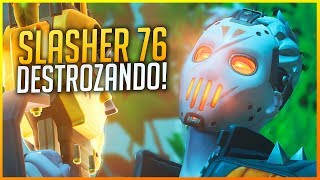 OVERWATCH: SLASHER 76 SE COME EL MUNDO! | Makina