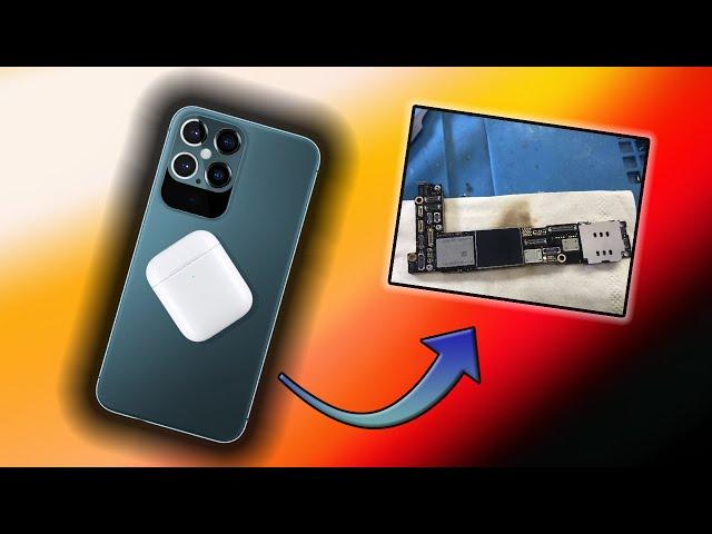 iPhone 12: la prima FOTO REALE di un COMPONENTE!