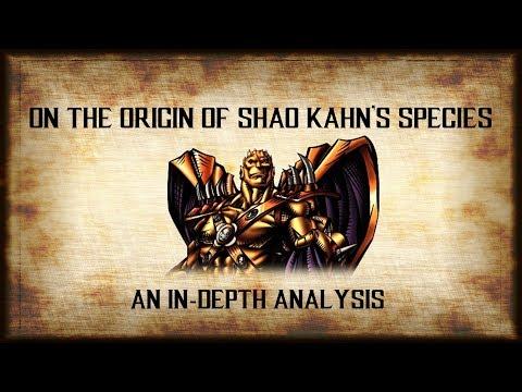 On the Origin of Shao Kahn's Species