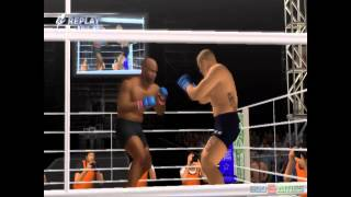 Pride FC: Fighting Championships - Gameplay PS2 HD 720P