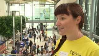 Open Days at the University of Exeter