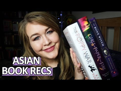 Asian Book Recommendations | Asian Pacific Heritage Month
