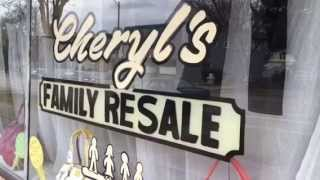 What's New At Cheryl's Family Resale - Milw Wi - 4.3.15