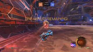 1h Ranked Rocket League
