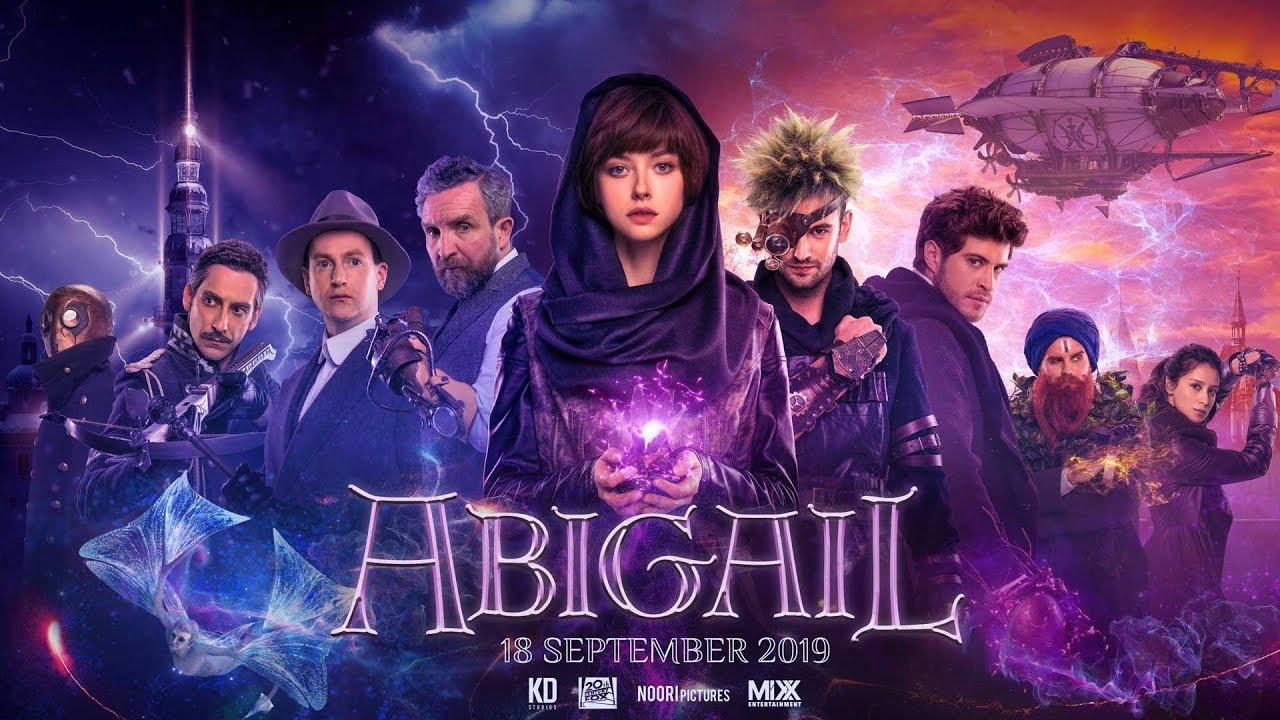 Download Abigail - Official Trailer | 18 September 2019 di Bioskop