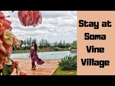 Stay At Soma Vine Village, Nashik || Seeyona Yacht Resort || Zonker Adventure Park