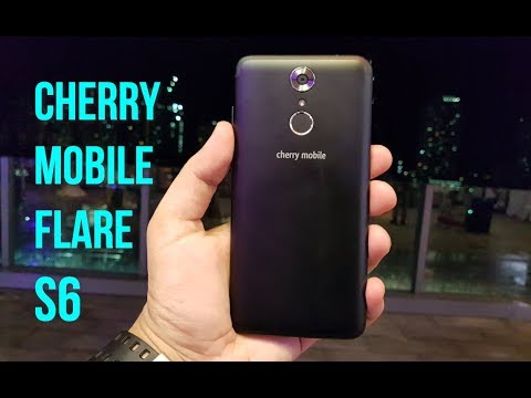 detailing 469c1 4915f Cherry Mobile Flare S6 Demo, Hands On, Unboxing, Specs Rundown