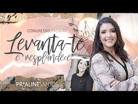 III CONGRESSO UFADMAV - PRª ALINE SANTOS | 3/4 NOITE