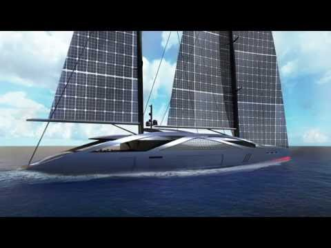 Aquila Sailing Yacht by Dani Santa Vives [Video 1]