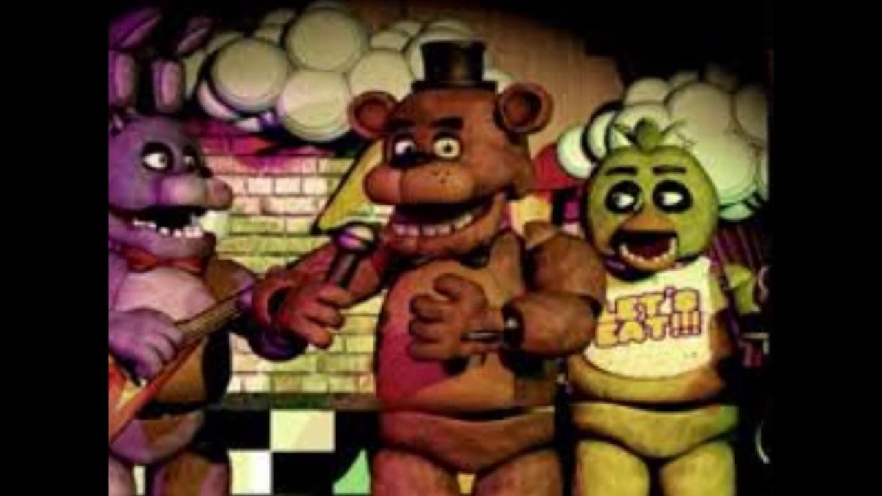 Five Nights at Freddy's 2 - perdeu o bico no caminho