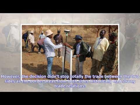 Khartoum, Juba making final touches to open border points