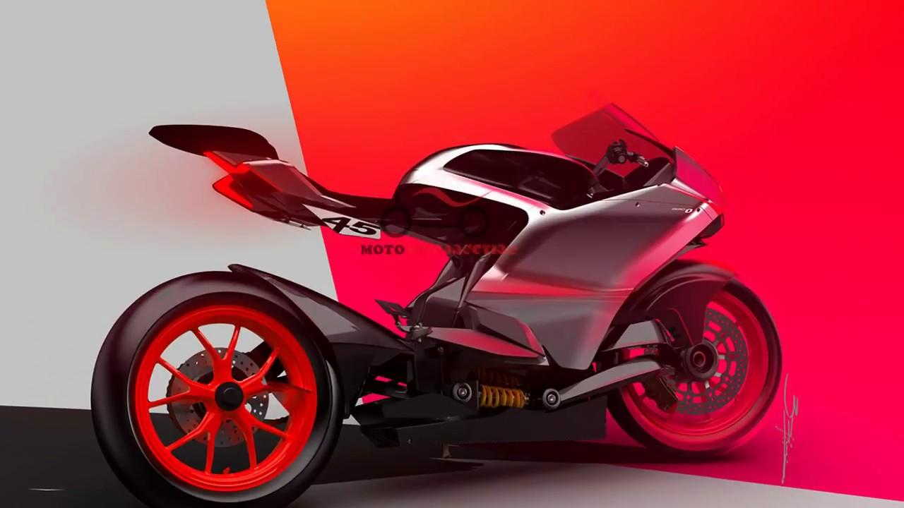 2020 Ducati Electric Super Bike New Ducati Zero Electric Superbike