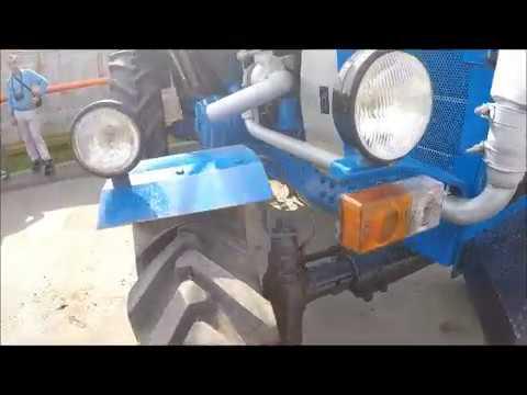 Боевые трактора МТЗ
