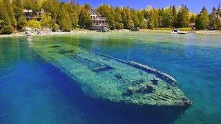 Что таят в себе Великие Озера! Документальные фильмы, природа, дикий мир