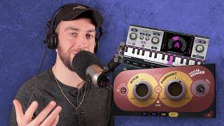 Creative Real-Time Vocal FX   Waves Vocal Bender