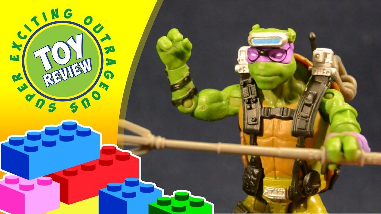 Donatello Teenage Mutant Ninja Turtles Out of the Shadows Toy