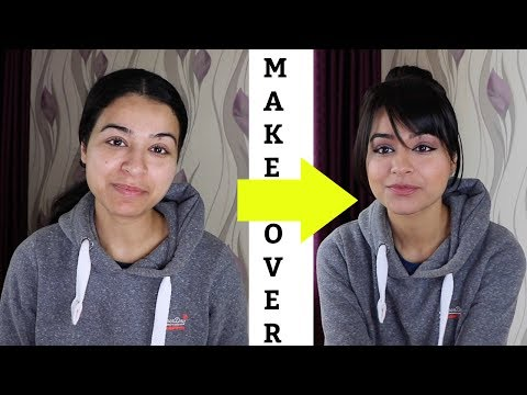 Power of Makeup | Power of Make over | ugly to pretty | quick makeover