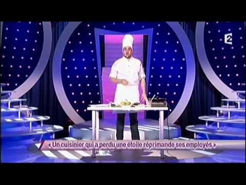 Artus 22 un cuisinier qui a perdu une toile r primande for Cuisinier 32 etoiles