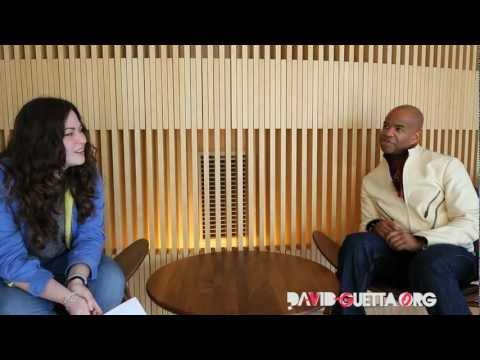 Chris Willis Interview (April 14th 2012) [David-Guetta.org EXCLUSIVE]