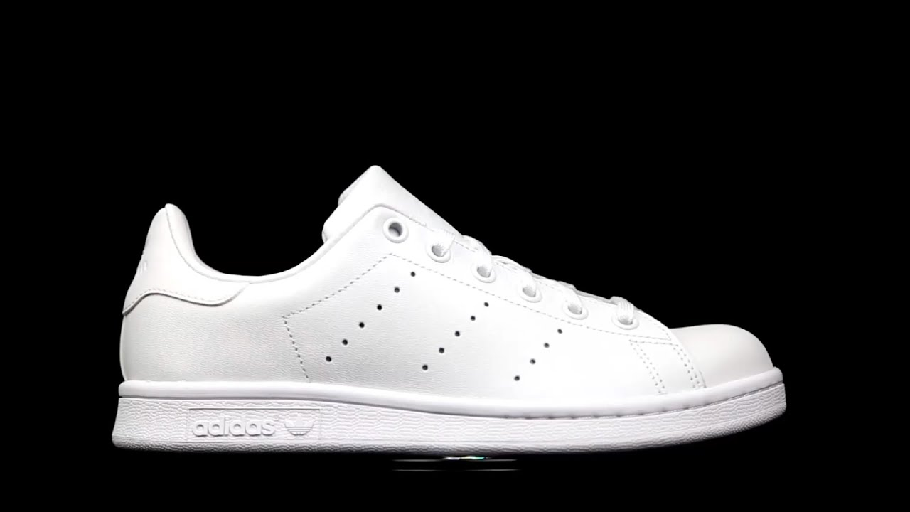 adidas stan smith total white