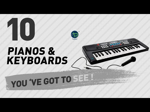 Pianos & Keyboards, India 2017 Collection // Popular Musical Toy Instruments