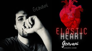 Download Mp3 Elastic Heart Acoustic  Cover  - Geovani