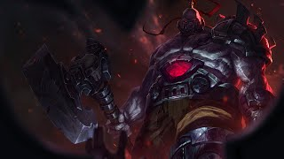 Repeat youtube video League of Legends SION Login Theme