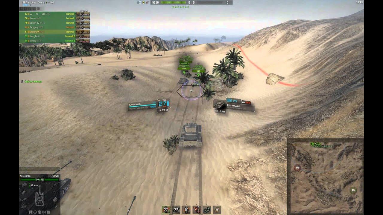 World Of Tanks UKR Global map tier 6 - YouTube