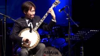 "Ken Aoki, ""my Grandfather´s Clock"", At The 22nd Bohemragtimejazzfestival."