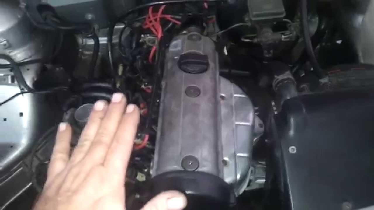 Silvio Carburadores Manutenção Gol AT 1.0 Etelvina