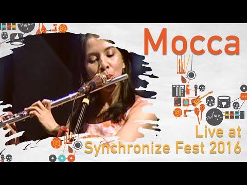 Mocca  at SynchronizeFest  30 Oktober 2016