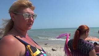 влог, самый лучший день, дикий пляж, железный порт, коля оля шаповаловы