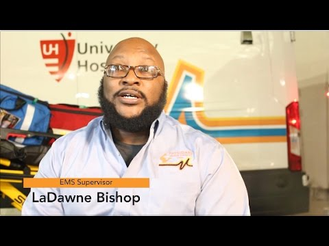 LaDawne Bishop, EMS Supervisor - Physicians Ambulance