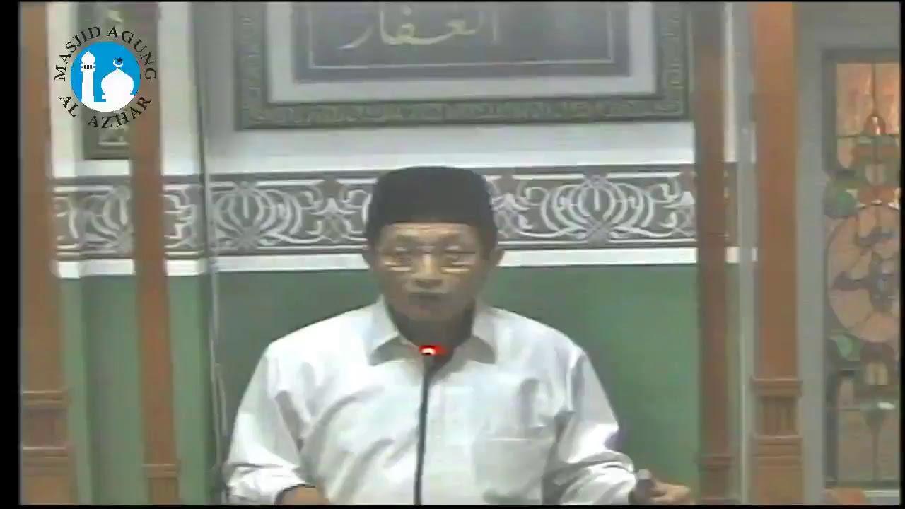 Taushiyah Tarawih - 31/05/ 2017 - Prof. Dr. H. Nasaruddin ...