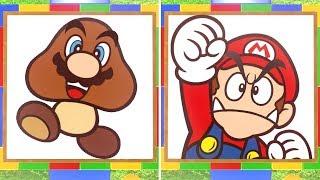 Super Mario Odyssey - All Minigames
