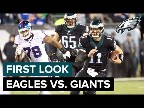 Eli, OBJ, Saquon & the New York Giants: First Look (Week 12) | Philadelphia Eagles