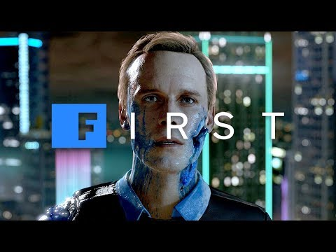The Tech That Built Detroit: Become Human - IGN First