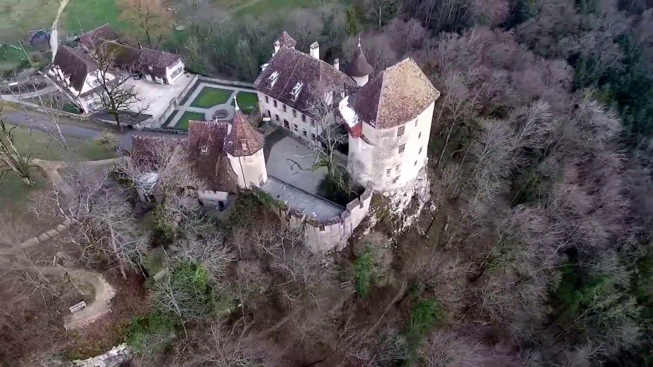 Schloss Wildenstein Ch 4416 Bubendorf Youtube