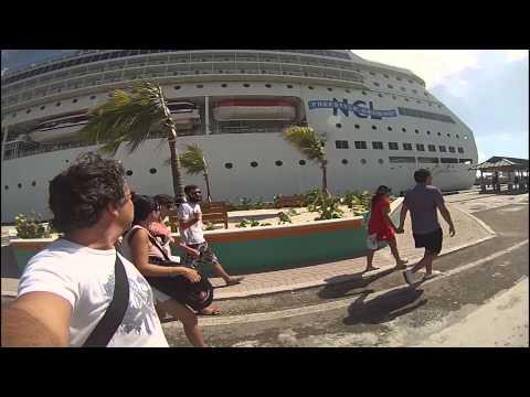 Norwegian Sky-Miami, Great Stirrup Cay and Nassau.
