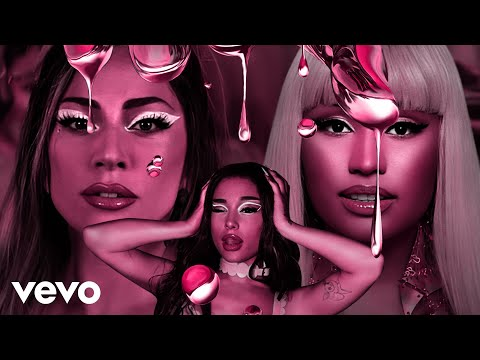 Lady Gaga, Ariana Grande, Nicki Minaj - Rain On Me [MASHUP]
