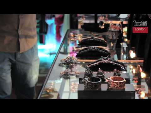 London Fashion Week 2012: Mawi profile