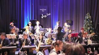 12月16日土曜日Xmas Big Band Jazz (マンハッタンブルー) Nighting...