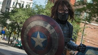 Skillet Nightcore MV / AMV Captain America: The Winter Soldier / Not Gonna Die