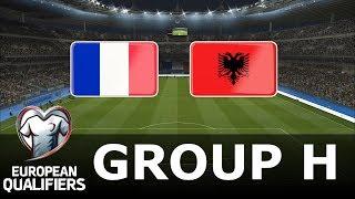 France vs Andorra - Stade de France - European Qualifiers - PES 2019
