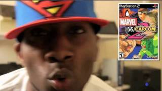 Repeat youtube video Rapping Video Game Titles