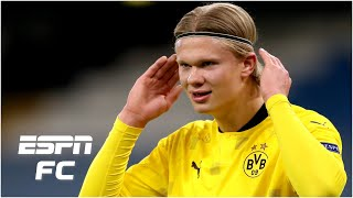 ESPN FC panel ROAST ref asking for Erling Haaland's autograph after Dortmund vs. City | Extra Time