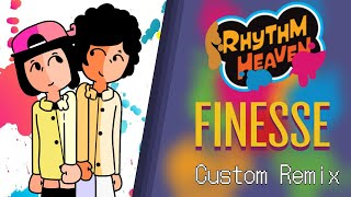 Finesse [Remix] (Bruno Mars & Cardi B) || (Benutzerdefinierte DS Sprites!) Rhythm Heaven Custom Remix