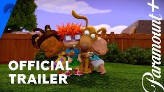 Rugrats | Official Trailer | Paramount+